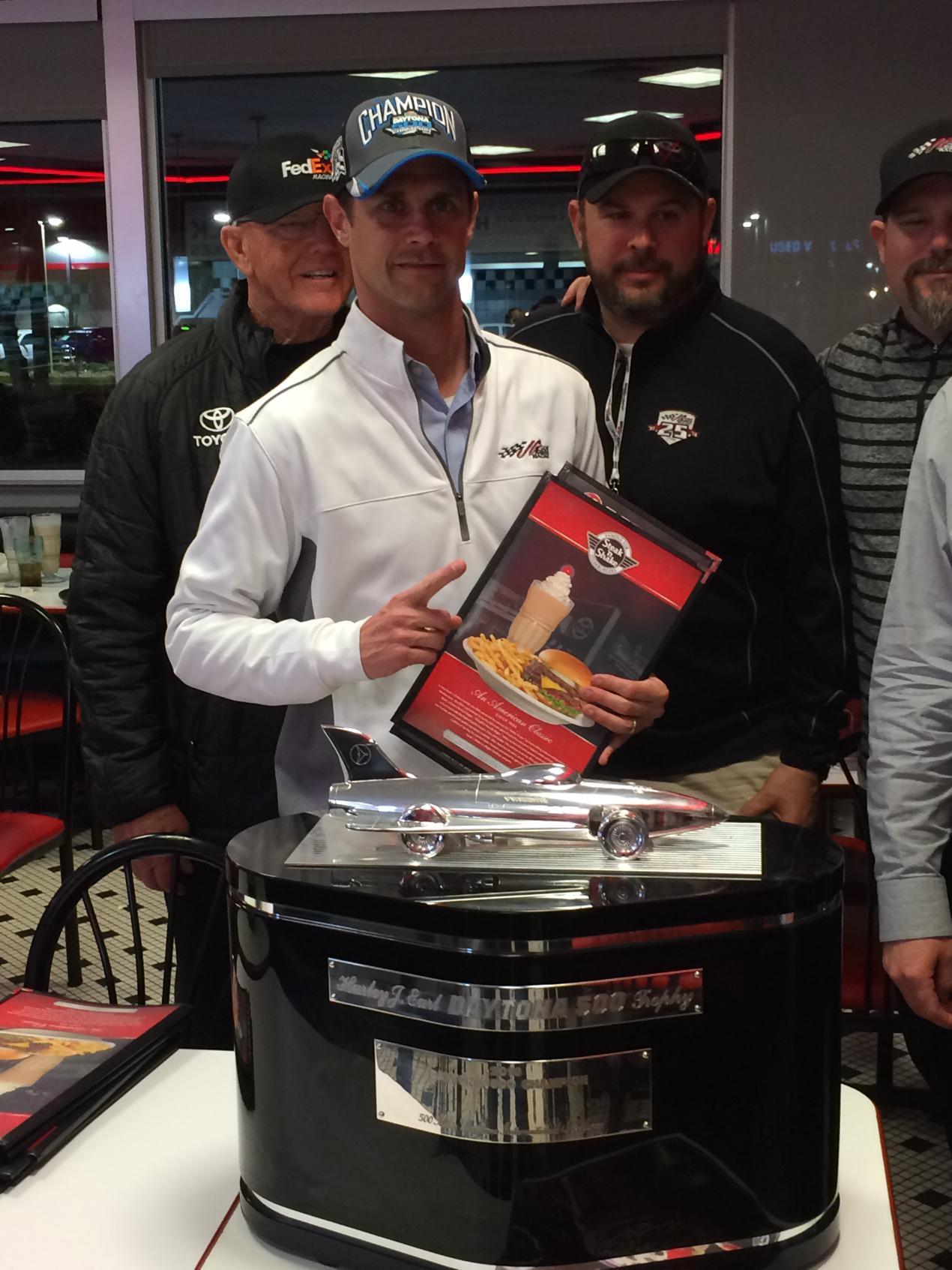 2016 Daytona Trophy